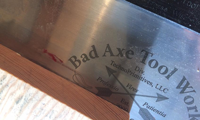 Bad Axe Tool Works - Services and Tools for the
