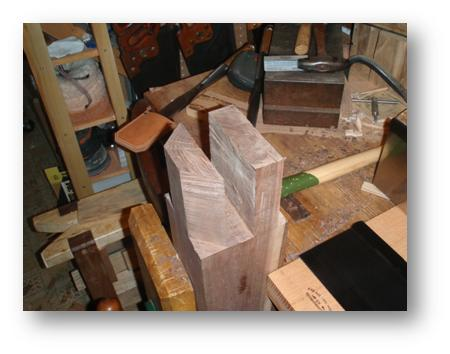 Bad Axe Tool Works - Craft the Sliding Dovetail Tenon Joint